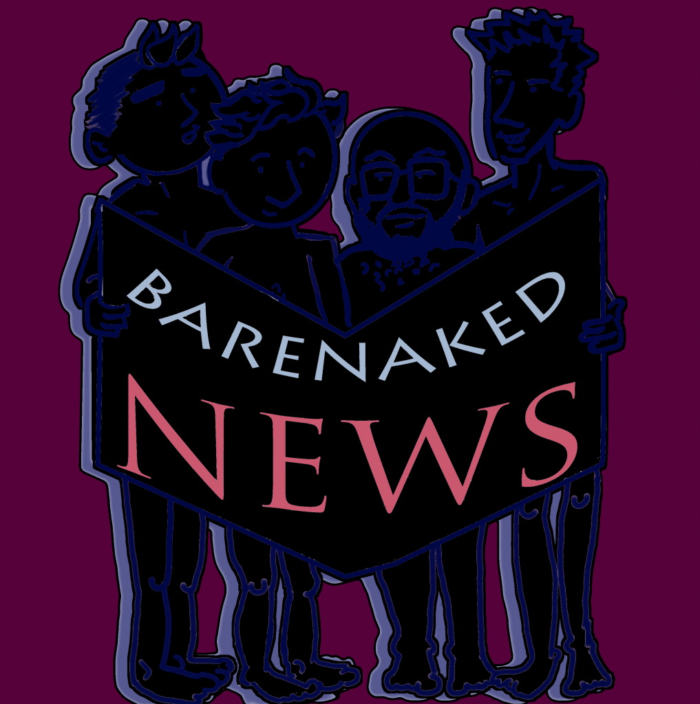 Barenaked News Fake Nudes Logo